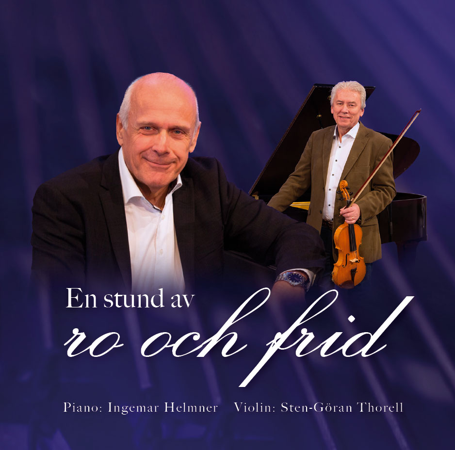 Ingemar Helmner: En stund av ro och frid 3st  [CD]