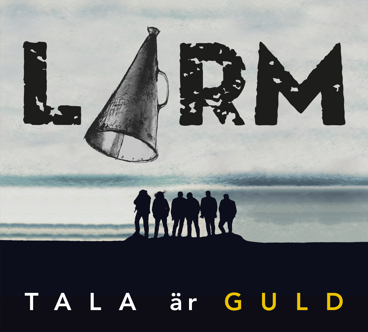 Larm: Tala är guld [CD]